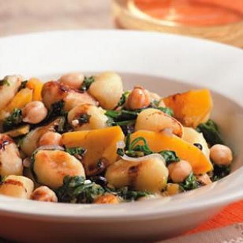 ... spinach ricotta gnocchi creamy gnocchi butternut squash and spinach