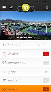 Tennis Temple - Live Scores for pc