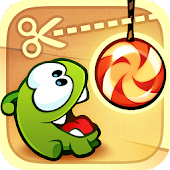 12.  Cut the Rope FULL FREE