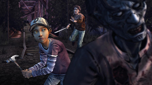 The Walking Dead: Season Two screenshot 13