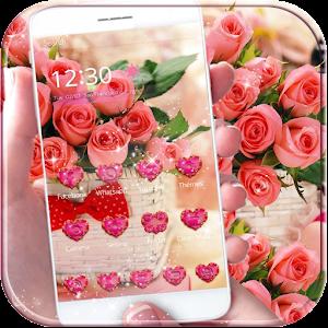 Pозовая роза Валентина тема