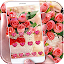 APK App Pink Rose Valentine Theme for BB, BlackBerry