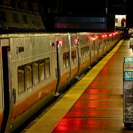 by Joe Rahal - Transportation Trains