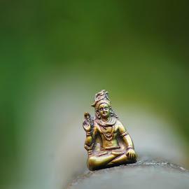 God Siva by Rahul Radhakrishnan - Artistic Objects Other Objects ( god )