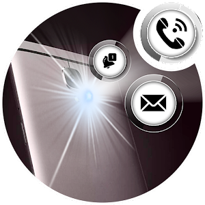 Flash Alerts on Call, SMS & Notifications For PC (Windows & MAC)