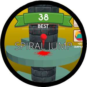 Download Spiral Jump Game for PC
