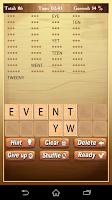 Screenshot of Make Words