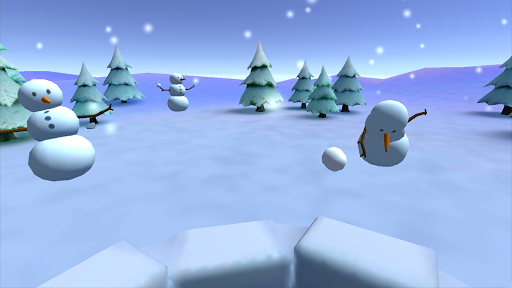Snow Strike VR - screenshot
