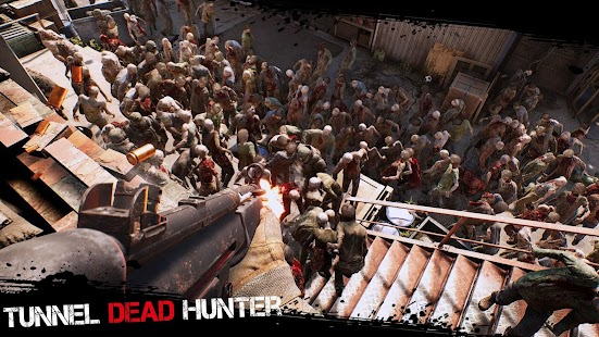 Tunnel Dead Hunter- Best Doomsday Zombie Survival for pc