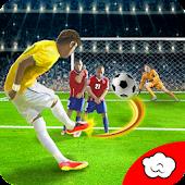 Shoot Goal - League 2017 APK for Bluestacks