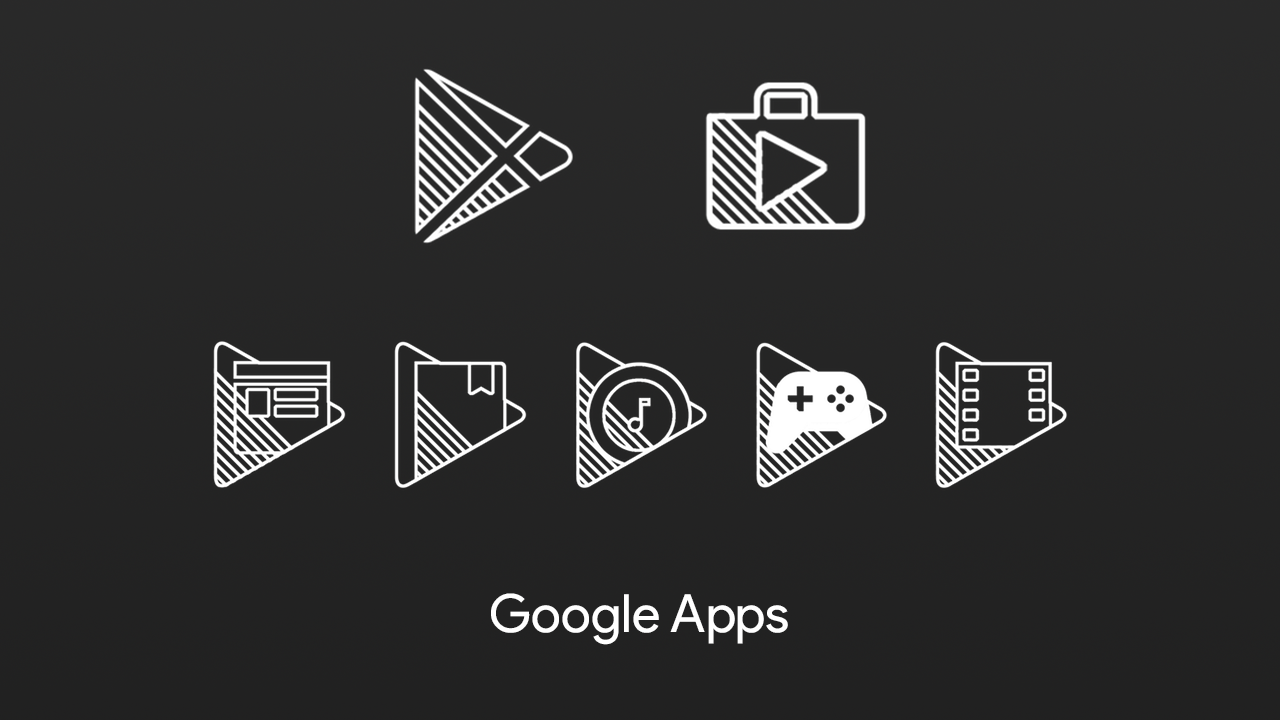 Blueprint Icon Pack (Beta) Screenshot 7