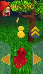 Red Riding Hood: 3D Run Hack