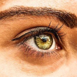 Eyes by Milan Tomicic - People Body Parts ( macro, micro, colors, eyes )