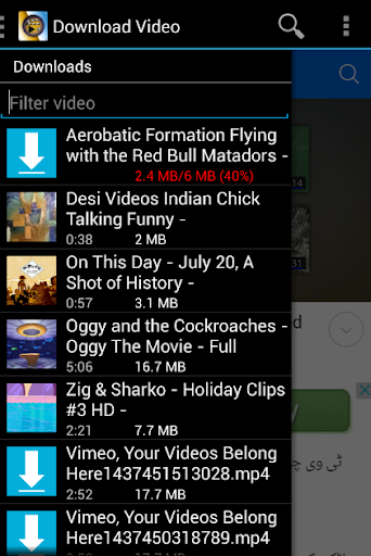 Fastest Video Download screenshot 2
