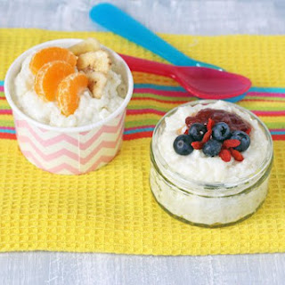Fat Free Rice Pudding Recipes