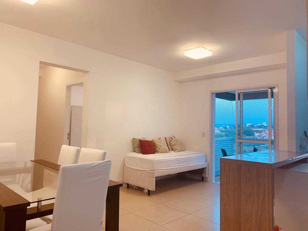 Apartamento com 2 dormitórios à venda e locação, 66 m² por R$ 575.000 - Taquaral - Campinas/SP