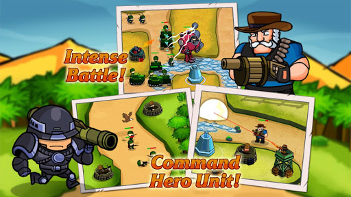 Jungle Defense TD - screenshot