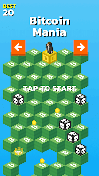 bitcoin mania apk screenshot