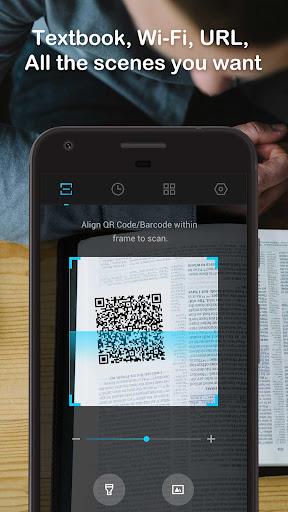 QR Scanner: QR Code Reader & Barcode Scanner For PC