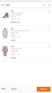 Zalando – Shopping & Fashion APK screenshot thumbnail 16
