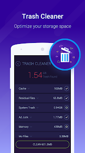 Cache Cleaner-DU Speed Booster- screenshot thumbnail