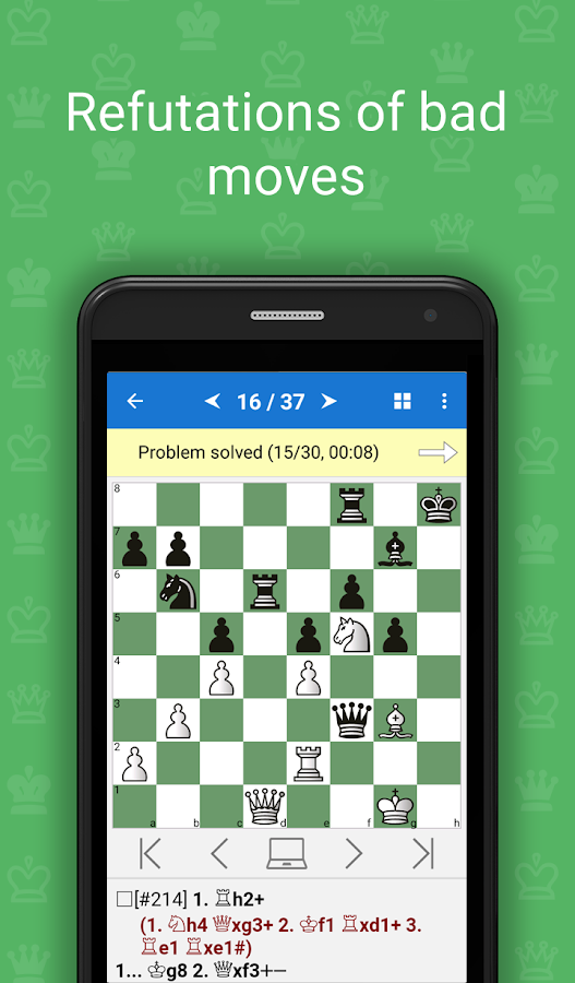 Chess Tactics for Beginners Screenshot 2