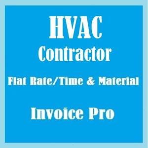 HVAC Invoice Pro for Android