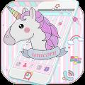 App Unicorn Dream Theme apk for kindle fire