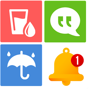 All Reminder - water, weather, quotes 2019 For PC (Windows & MAC)