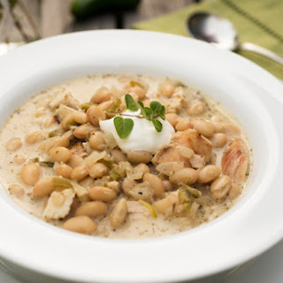Quick White Bean Chicken Chili Recipes