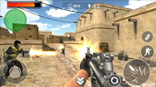 SWAT Shooter For PC