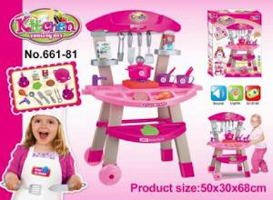 """Игровой набор серии """"Профессии"""", кухонный столик"""