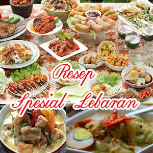 Download Resep Masakan Spesial Lebaran For PC Windows and Mac