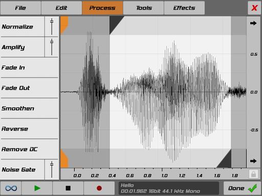 Caustic Editor for VolcaSample screenshot 6