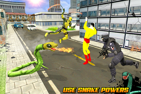 Multi Dead Snake Hero Vs Super Villains