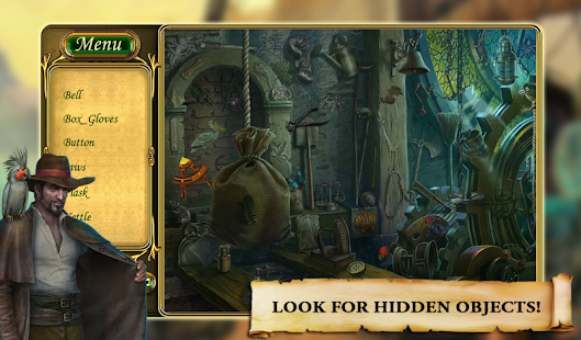Hidden Object Pirates Bay Free - screenshot