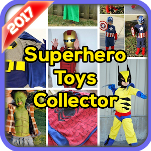 Superhero Toys collector 2017 APK