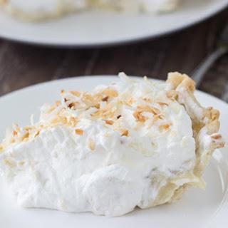 Banana Coconut Cream Pie Recipes