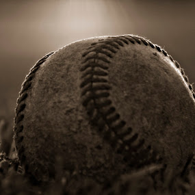 America's Pastime by Ro Ducay - Artistic Objects Other Objects