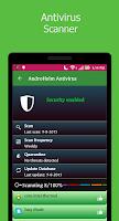 Screenshot of AntiVirus Security