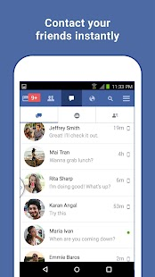 Facebook Lite APK for Ubuntu