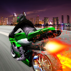 Traffic Highway Racer Ride