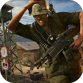 Mountain Sniper Shooter Commando APK for Bluestacks