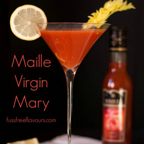 Virgin Mary with Maille Tomato Vinegar