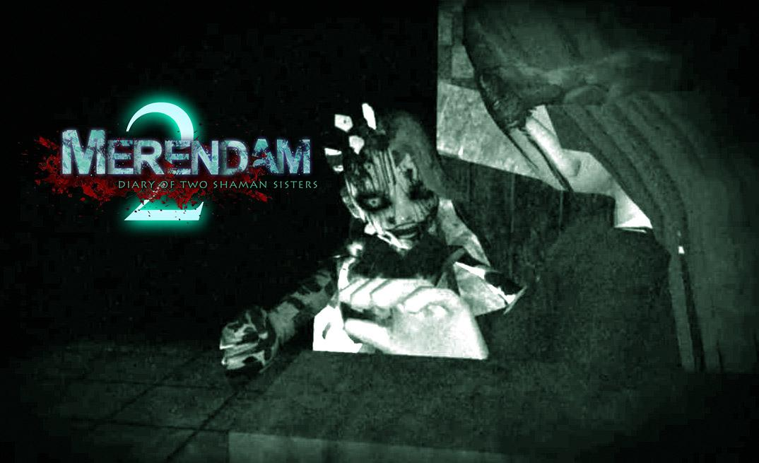 Merendam 2 horror puzzle adv Screenshot 1