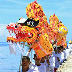 The Dragon by Rio Raseda - News & Events World Events