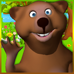 Talking Bear Icon