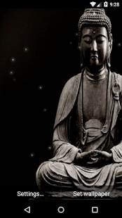 Gautama Live Wallpaper HD - screenshot