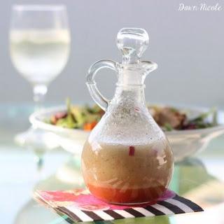 Pepper Honey Vinaigrette Recipes