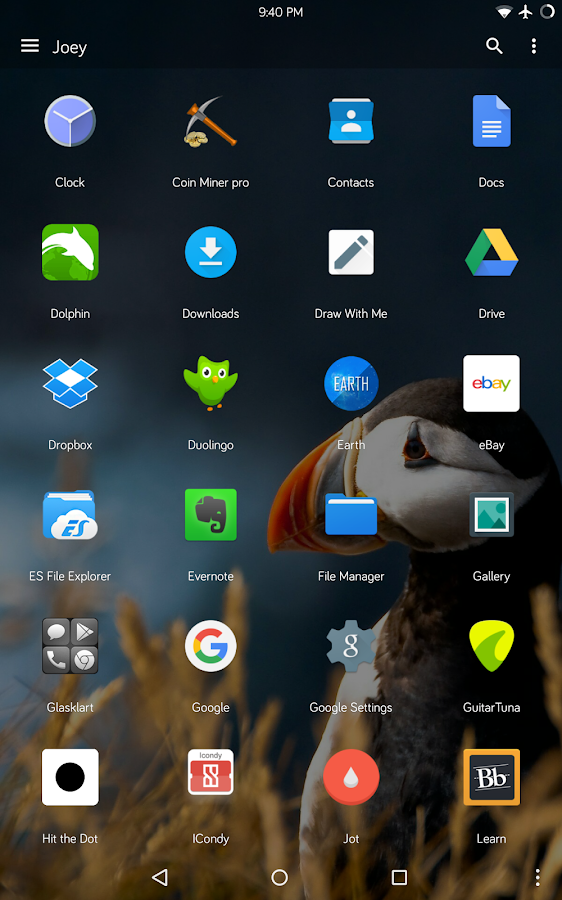 Lucid Launcher Pro Screenshot 4